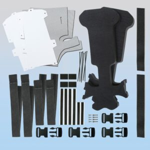 "ProKnee Model 0714 Rebuild Kit 1"" Foam"