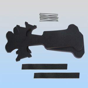 "ProKnee Model 0714 5/8"" Inserts"