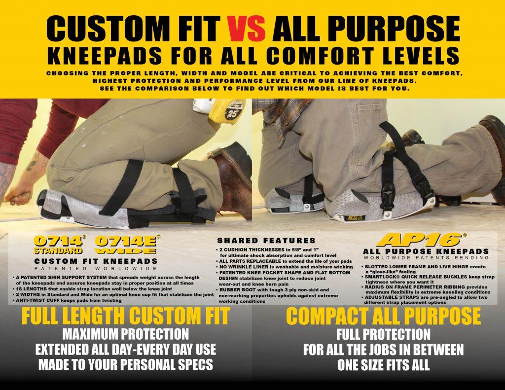 proknee 0714 custom fit
