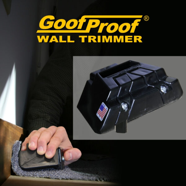 GoofProof® Wall Trimmer
