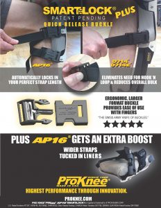 ProKnee AP16 Smart Lock