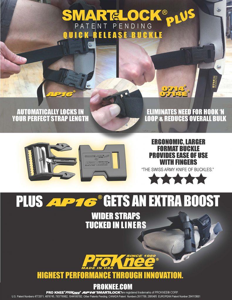 ProKnee AP16 SmartLock