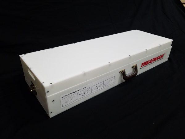 Treadman Tool Box Cutting Block