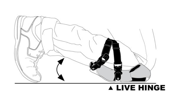 ProKnee AP16 All Purpose Kneepad Live Hinge