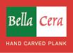 Bella Cera Hand Carved Plank