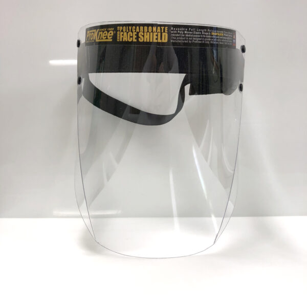 ProKnee Max Protection Face Sheild Front View