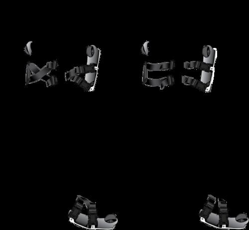 ProKnee AP16 Wider Straps